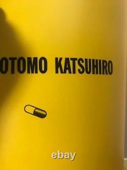Akira Toutes Les Couleurs Version 1 6 Comic Complete Set Katsuhiko Otomo Manga Japonais