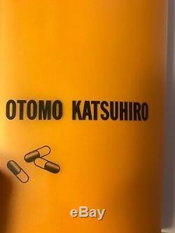 Akira Toutes Les Versions Couleur 1 6 Comic Complete Set Katsuhiko Otomo Manga Japonais