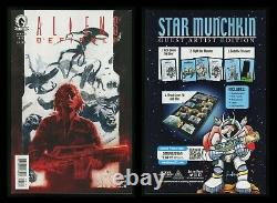 Aliens Defiance Comic Ensemble Complet 1-2-3-4-5-6-7-8-9-10-11-12 Lot Colonial Marines