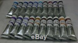Alkydes À Base D'eau Couleurs Résine Kusakabe Aqyla 72 U Choisissez Des Couleurs (tubetype20ml)