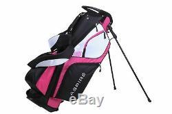 Aspire Xd1 Ladies Complete Right Hand Golf Club Forfait Set 3 Couleurs Et 3 Tailles