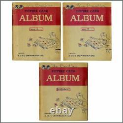 Beatles 1964/1965 A&bc Bubble Gum Cards Series 1, 2 & Colour Complete Set (royaume-uni)