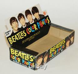 Beatles Millésime 1964 Couleur Commerce Boîte Cartes + Ensemble Complet De Cartes + Emballage