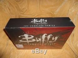 Buffy Contre Les Vampires La Série Complète (1997-2003) Set DVD 39 Disques