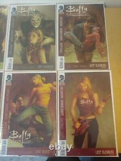 Buffy The Vampire Slayer Saison 8 Complète 1-40 + Riley, Willow, Contes 1-shots
