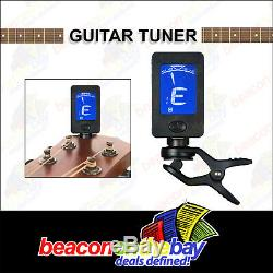 Câble Pied De Guitare Électrique Et Amplificateur Tuner Strap Strings Pics 4 Set Couleur