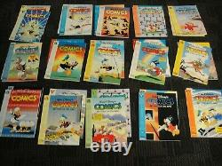 Carl Barks Library Of Walt Disney Comics Stories In Color Complete 51 Vol Set Ex