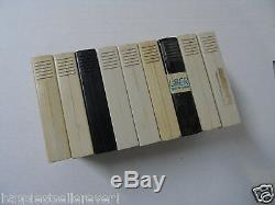 Cce C. C. E. Set Complet De Couleurs Système De Jeu Vidéo Atari 2600 Assiettes