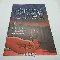 Chiens En Stray #1 2 3 4 & 5 Couverture Complète A 1er Ensemble D'impression Image Comics 2021