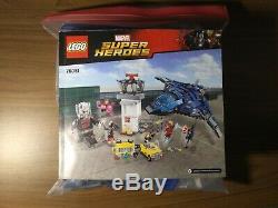 Complète Et Triée Sur Les Couleurs Lego Marvel 76051 Super Hero Airport Battle