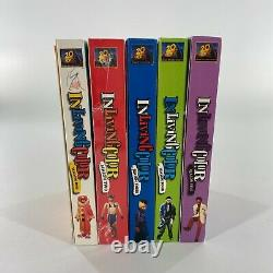 Dans Living Color Série Tv Complète Sketch DVD Box Sets Lot Saisons 1-5 1 2 3 4 5