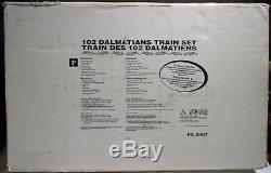 Disney 102 Dalmatiens Train G Gauge New Rare