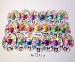 Disney Tsum Tsum Store Ensemble Complet De Couleurs Vives, Ensemble Complet De 20 Points Dorés