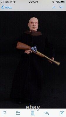 Distinctive Dummies Addams Family Complete Set Color Figures Incl Oncle Fester