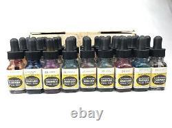 Dr Ph Martins Synchromatique Transparent Couleur De L'eau Complete Set 36.5oz Bouteilles