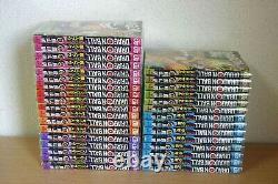 Dragon Ball Full Color Ensemble Complet Vol. 1-32 Akira Toriyama Bandes Dessinées Japonaises