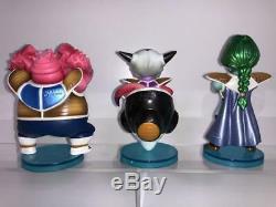 Dragon Ball Kai Figure Du Monde Collectables Vol. 3 Couleur Spéciale Ver. Ensemble Complet