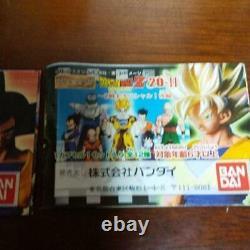 Dragon Ball Z Figure Hg 20 Complète En Couleur Dg Dracap Z Guerrier Set Op Bandai
