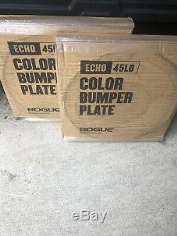 Ensemble Complet 320lb Rogue Couleur Lb Formation 2.0 Plaques (2) 25-35-45-55lb Dallas