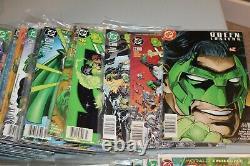 Ensemble Complet Rare Green Lantern 0 1-181 + Annuals 1990 48 1ère App Kyle Rayner