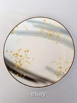 Ensemble De Plat De Dîner De 16 Pièces, Service De Porcelaine Pour 4, Vaisselle De Couleurs D'automne