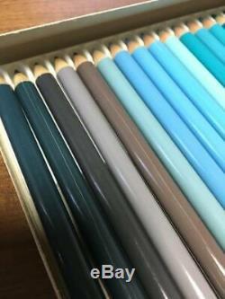 Felissimo Crayons De Couleur 500 Tokyo Série Complète Seeds D'occasion Excellente Ems