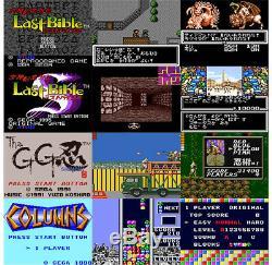 Game Gear Micro 4 Couleurs Complete Set + Big Window Micro Précommande D163