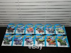 Hot Wheels 2014 Manettes Couleur 1-48 Complete Set 47 Total Diecast No # 26