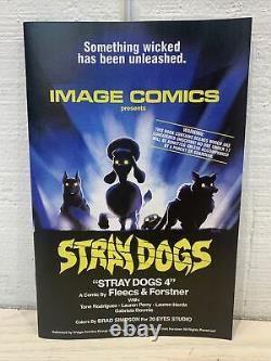 Image Comics Stray Dogs Ensemble Complet 1-5 Couverture De Première Impression B Nouveau + Livraison Gratuite