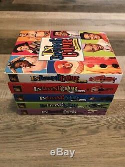 In Living Color Seasons 1 2 3 4 5 DVD Set Série Complète