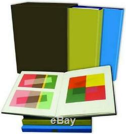 Interaction Of Colour Nouvelle Édition Complète De Josef Albers (anglais) Coffret B