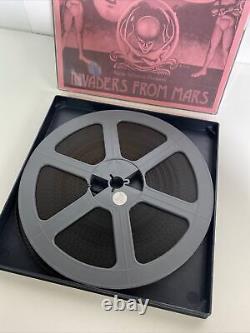 Invaders From Mars Super 8 Red Fox Mid-west Film Ensemble Complet De 4 Bobines Des Années 1950