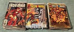 Iron Man 1⁄2 1-89 Ensemble Complet + Suppléments Annuel 11 Cgc It Avengers Thor Hulk Coa