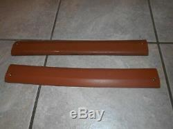 Jeu De Garniture De Garniture De Pavillon Pour Chevrolet Gmc De 1973 À 1987, Ensemble Intérieur Complet De Couleur Brun / Beige