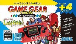 Jeu Sega Vitesse Micro 30e Anniversaire 4 Couleurs Complete Set + Big Window Japon