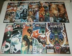 Justice League (v2, 2011) #0,1-52 100% Complet Nouveau 52 Johns 30,31,40,23,23,23,2