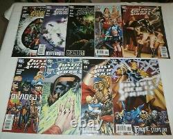 Justice Society Of America (v3 2006) #1-54 100% Complete Vs Kobra 1-6 Jsa