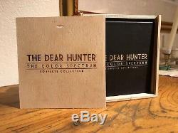 La Couleur Cher Hunter Spectrum Complete CD Limited Edition Numérotée Box Set