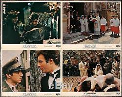 Le Parrain Original 1972 Couleur Alambic Set Complet De 12 Presque Neuf / Menthe 9,8