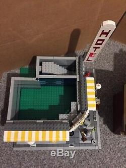 Lego Creator Expert 10182 Corner Cafe Complete 1 Sauf Couleur Remplacement B