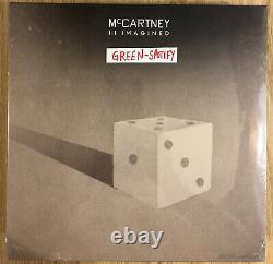 Lot 18 Lp Complete Set Colored Vinyl Paul Mccartney III Imagined