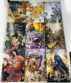 Lot De 15 Fables Deluxe Edition Couvertures Rigides Volume 1-15 Ensemble Complet DC Vertigo