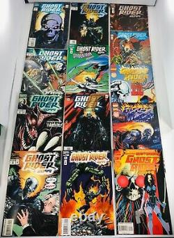 Lot De 23 Ghost Rider 2099 #1-25 Ensemble Complet (-3) + 2020 Un Coup Marvel 1994