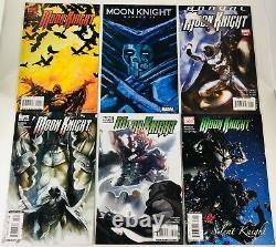 Lot De 31 Lune Knight #1-30 Ensemble Complet (-2) + 3 Un Coup Marvel 2006 Disney+