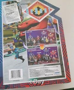 Lot De 7 1996 Reboot Changement De Couleur D'action Set Chiffres-vintage-complet De 7