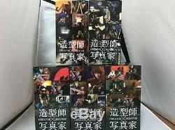 Lupin Le 3ème Créateur X Créateur Couleur Spéciale Figure Complete 5 Set Japan Nouveau