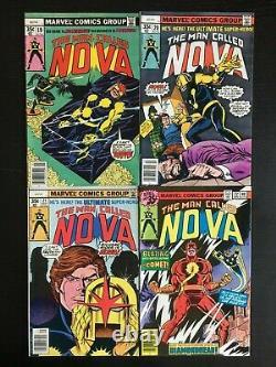Marvel Nova #1-25 (1976) 1ère Apparition Nova, Ensemble Complet Run Nice