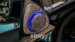 Mercedes Benz Classe S W222 Tweeter Avec Lumière Ambiante 7/64 Couleurs Ensemble Complet