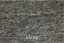 Mercedes Benz W114 W115 Berline Complete Floor Carpet Set 13 Pièces Couleur Noire