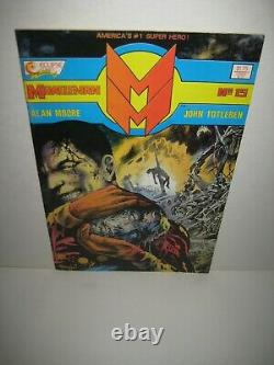 Miracle Man #1-24 Complete Full Run Lot Eclipse Comics 1985 Vf Key Issues #15, 9